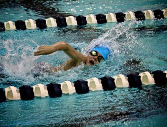 Clarion County YMCA Riversharks Swim Team Shines in Season Opener! (12/13/14)