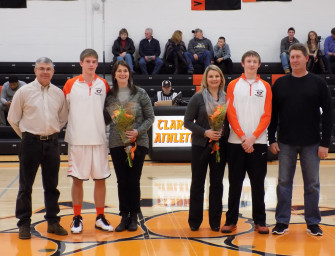 Basketball: Bobcat Boys Celebrate Senior Night With A Win Over Fires (02/04/15)