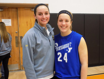 Maci Thornton Named All-State For Second Straight Year, Joined By Several Other Area Players (04/04/15)