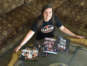 Bri Nellis Wins Fourth Straight Gold From National High School Sports Publication Awards (05/15/15)