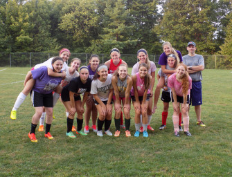 Lady Cats Soccer Team Concludes Season (11/08/15)