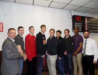 Boys Basketball Team Banquet Held (03/17/16)