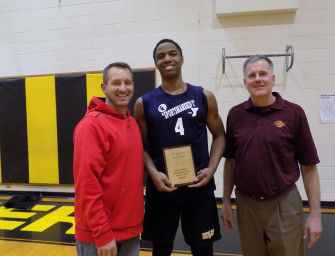 Jonathan Smith Named MVP In Sportsmanship I Boys' All-Star Game, Kelly Beveridge And Anna Reed Do Well In Girls' Game (04/05/16)