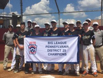 DE Sports Claims Third Straight District 25 Big League Title (06/26/16)