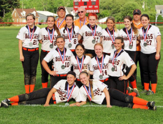 Keanna Over,  Anna Reed And Maya Thornton Named To 2016 Pennsylvania High School Softball Coaches Association Class-A All-State Team (07/09/16)
