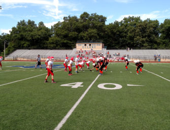 Forest-North Clarion Coyotes Open 2016 Youth Football Campaign (08/30/16)