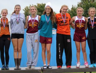 Bobcat Runners Have Fine Day At Slippery Rock Invitational (10/02/16)