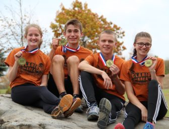 Four Bobcat Harriers Qualify States, Boys Finish 5th In Team Standings (10/30/16)