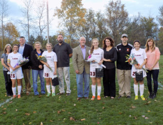 Lady Cats Tie Kane 1-1 On Senior Night, Playoffs Next (10/23/16)