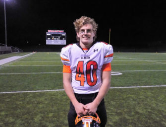 Colton Rapp Named To Pennsylvania Football News 2016 Class 2A All-State Football Team (01/01/17)