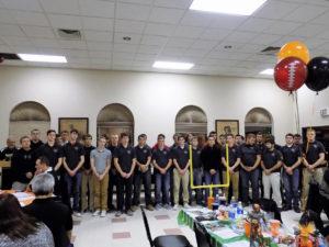 2016 Clarion Area Bobcat Football Team