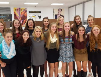 Soccer Team Celebrates With Team Banquet (11/19/16)