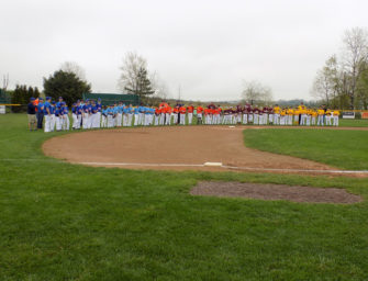 Clarion Little League Holds Opening Ceremony For 65th Season (04/29/17)