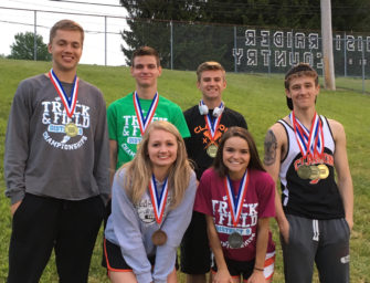 Bobcats And Lady Cats Fare Well At District Track And Field Meet, Several Advancing To States (05/23/17)