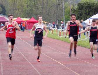 Bobcats And Lady Cats Do Well At Redbank Valley Invitational Track And Field Tournament (05/15/17)