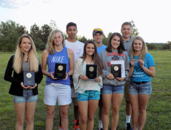 Track And Field Recognition And Awards Picnic Held (06/01/17)