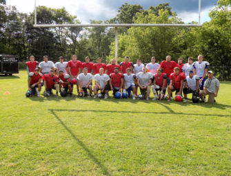 KSAC Team In Preparation For Friday's Frank Varischetti All-Star Football Game (06/27/17)