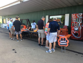 Bobcat Football Boosters Hold Golf Outing (07/04/17)