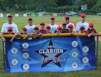 Weber Reflects On 10u All-Stars Section 1 Tournament (07/24/17)