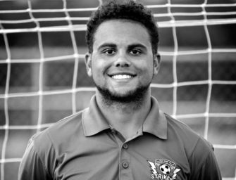 Community Impact: CUP Senior Kevin Griffin (08/06/17)