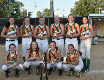 Tri City Thunder 14u Completes Successful Softball Season With Win In Punxy Tourney (08/08/17)