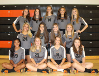 Lady Cats Volleyball Preview (08/30/17)