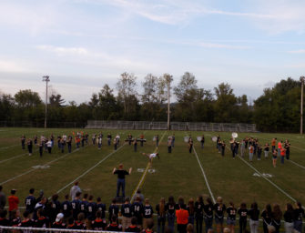 12th Man Great Benefit To Bobcats In State Playoff Opener, Community Encouraged To Turn Out En Masse  For Quarterfinal (11/23/17)
