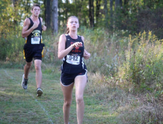 Clarion Cross Country Team Tops Keystone (09/27/17)