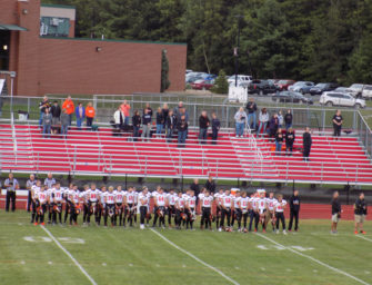 Bobcat Gridders Win At Punxy In Season Opener; Get To Be Part Of Great Pregame Tribute (09/04/17)