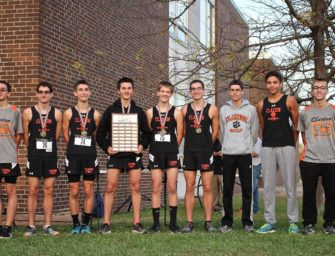 Senior Frank Weber A Major Contributor For Bobcat Cross Country Team (10/23/17)