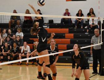 Volleyball Splits Matches Last Week (10/12/17)