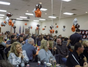 Bobcat Football Team Has Annual Banquet (11/23/17)