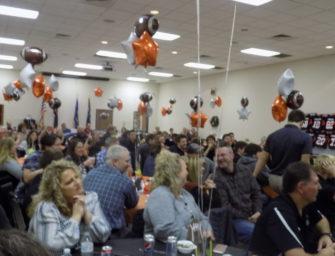 Bobcat Football Team Has Annual Banquet (11/23/17)