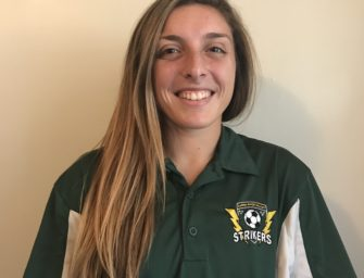 CRVS Community Impact:  CUP Senior Marina Kelly (11/23/17)