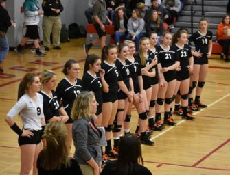 "Volleyball's Season Ends In PIAA ""Final Four"" (11/15/2017)"
