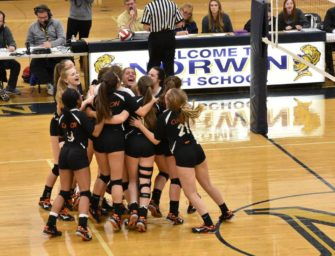 "Bobcat Spikers Defeat Bishop Canevin, Advance To PIAA ""Elite Eight"" In Playoffs (11/08/2017)"