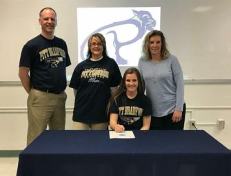 Constantino To Play Volleyball At Pitt-Bradford (12/11/2017)