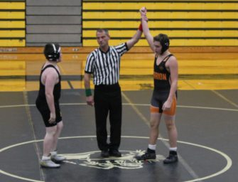 Junior High Wrestlers Perform Well At Keystone (12/26/2017)