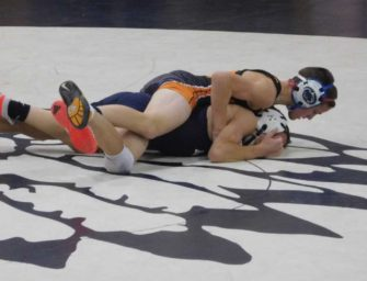 Junior High Wrestlers Open Season At Brookville (12/14/2017)