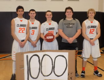 "Cameron Craig Joins Bobcat ""1000"" Club (01/31/18)"