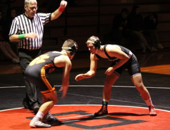 Clarion Falls In First Dual Meet of 2018 (01/09/2018)