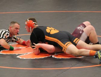 Ridgway Downs Clarion On The Mat (02/20/2018)
