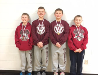 Four Area Youth Wrestlers Headed To States (03/19/18)