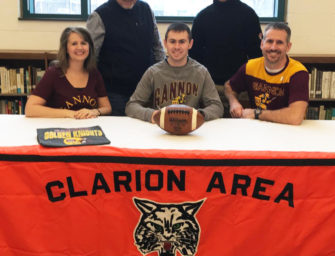 Bobcat Spencer Miller To Continue Academic And Football Career At Gannon, Joins His Brother Brendan As A Golden Knight (03/28/18)