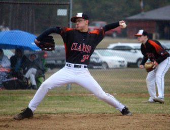Clarion Baseball Downs Forest 18-0 in Three Innings: Expanded Coverage (04/16/2018)