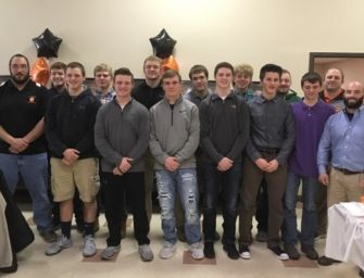 Bobcat Wrestling: End Of Season Banquet (04/02/2018)