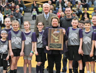 Bonnie Wolbert Named Clarion County YMCA 2018 Sportsperson Of The Year