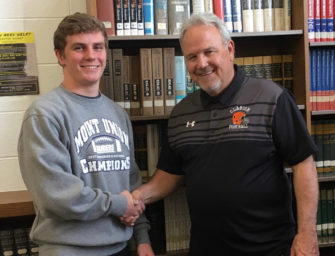 Bobcat Gridiron Standout Colton Rapp To Continue Athletic and Academic Career At Storied Mount Union (05/12/18)