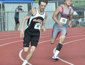 Brendan Zerfoss' Two Fifth Place Finishes Lead Clarion Area Contingent At 2018 State Track And Field Meet (05/30/18)