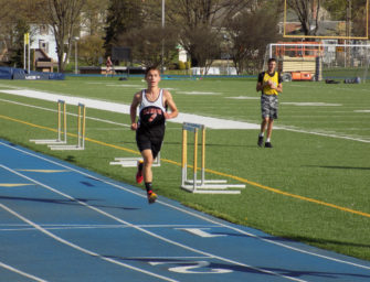 Clarion Area Track And Field Teams Sweep North Clarion And Cranberry (05/12/18)